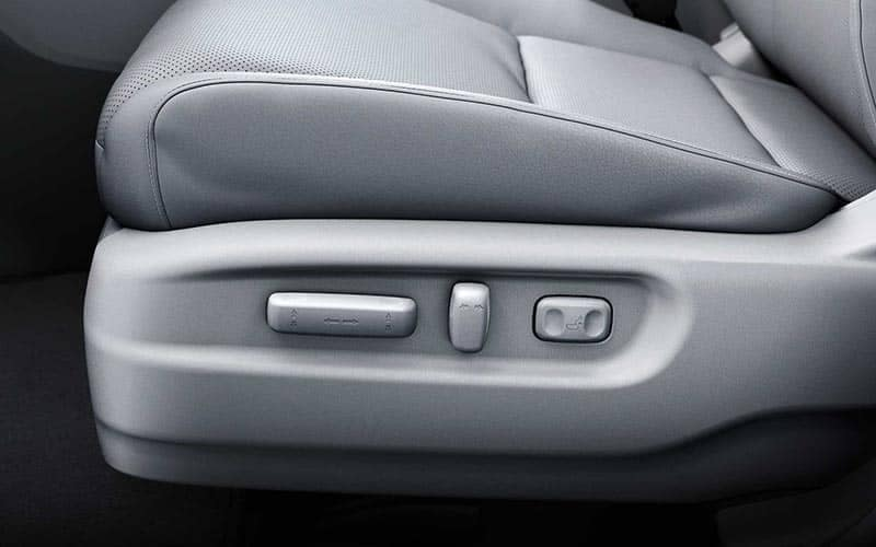 2019 Honda Ridgeline Power Adjustable Seats