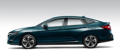 Honda Clarity Plug-In Hybrid Button
