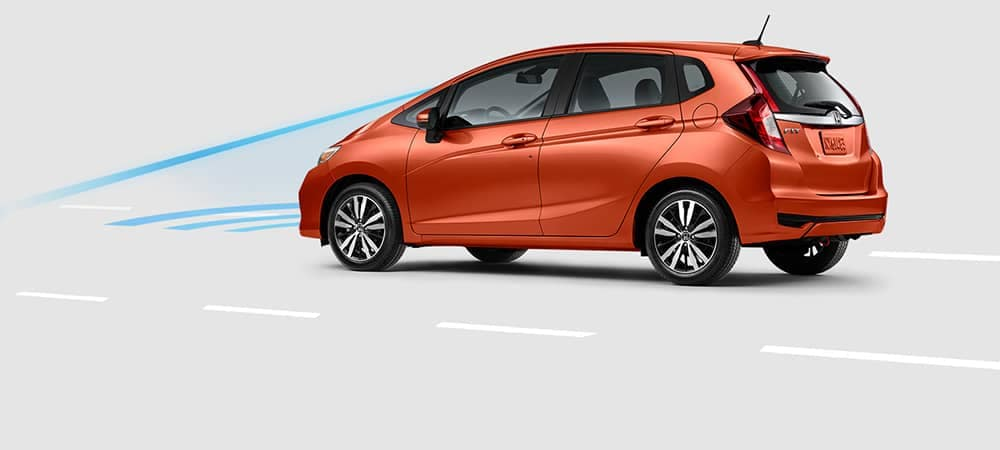 2019 Honda Fit Collision Mitigation
