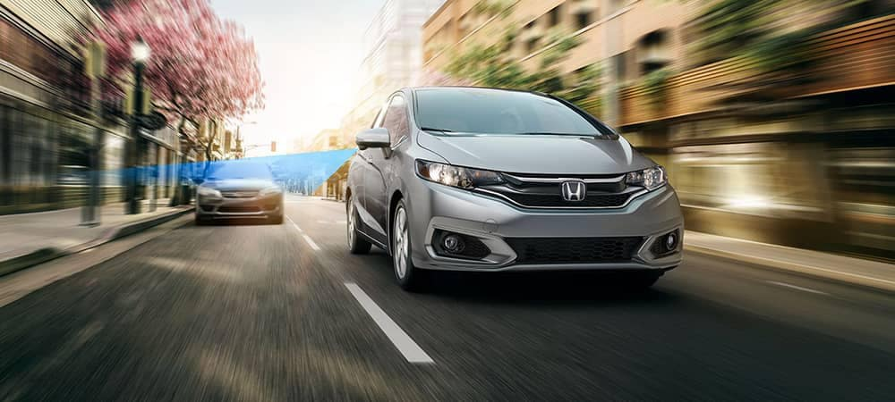 2019 Honda Fit Lanewatch