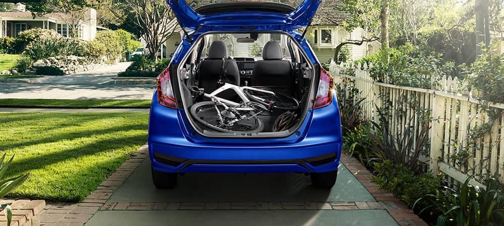 2019 Honda Fit Utility Mode