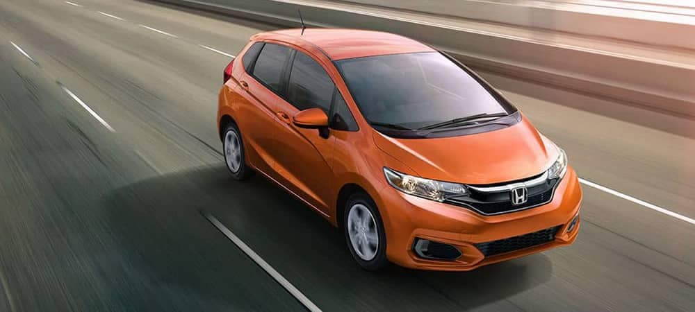2019 Honda Fit Vehicle Stability