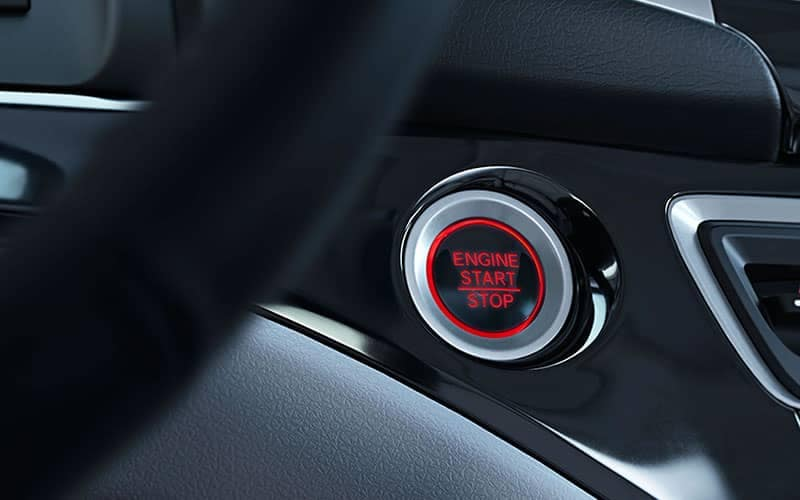 2019 Honda Ridgeline Push Button Start