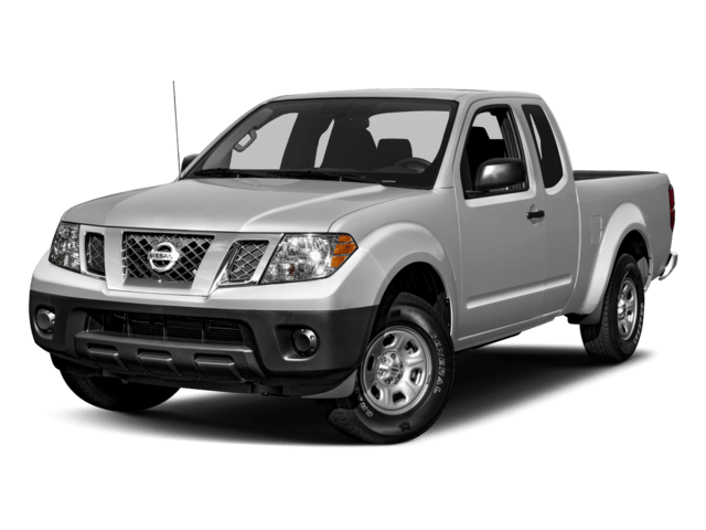 Model Image - 2018 Nissan Frontier King Cab - angled