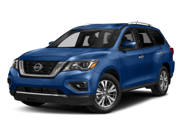 Model Image - 2019-Nissan Pathfinder