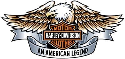 Harley Davidson MotorClothes Logo