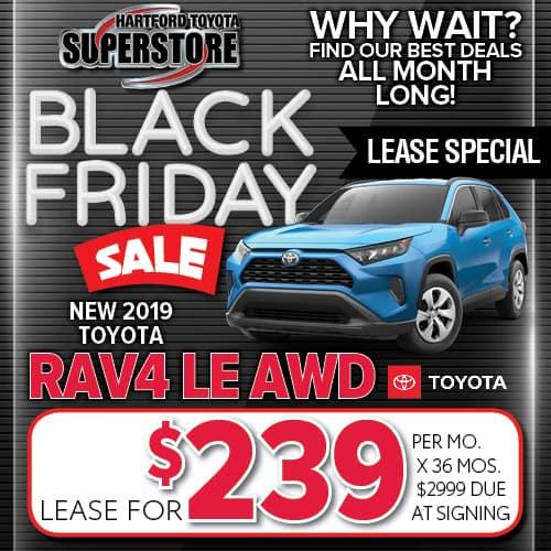 RAV4 Lease