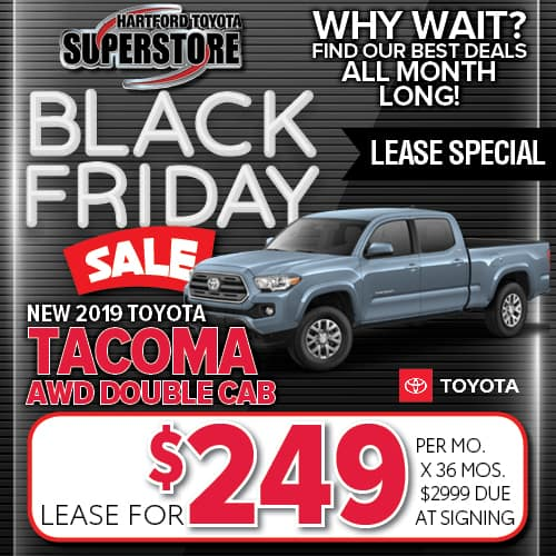 Tacoma Lease