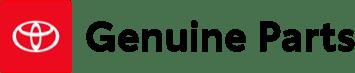 toyota genuine parts logo - new
