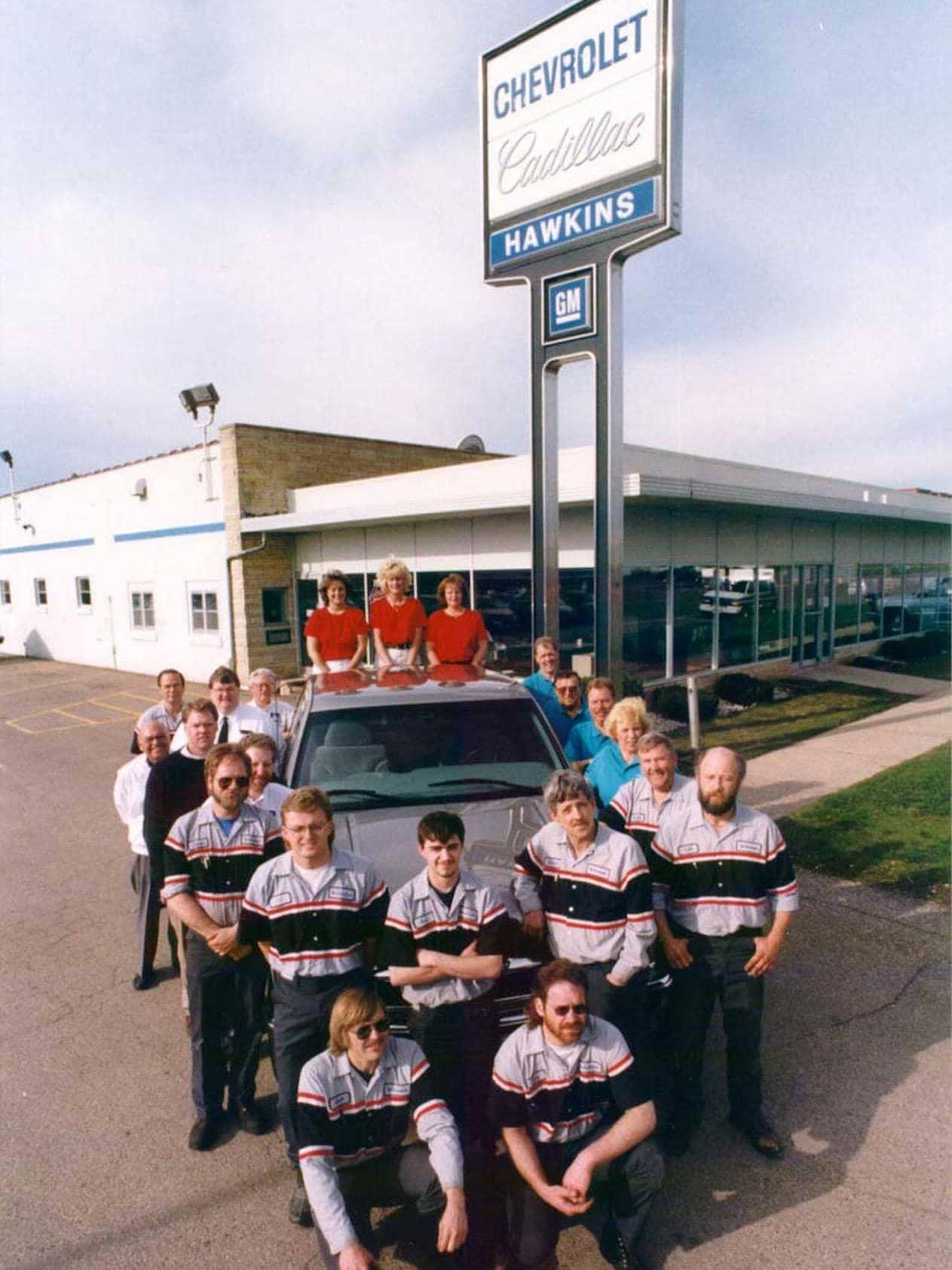 hawkins team