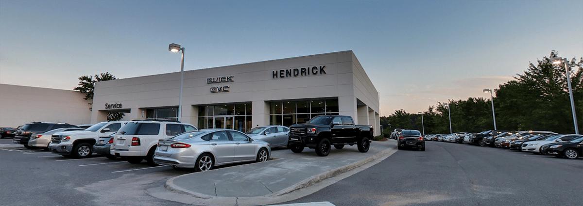 Hendrick Buick GMC Cary dealership