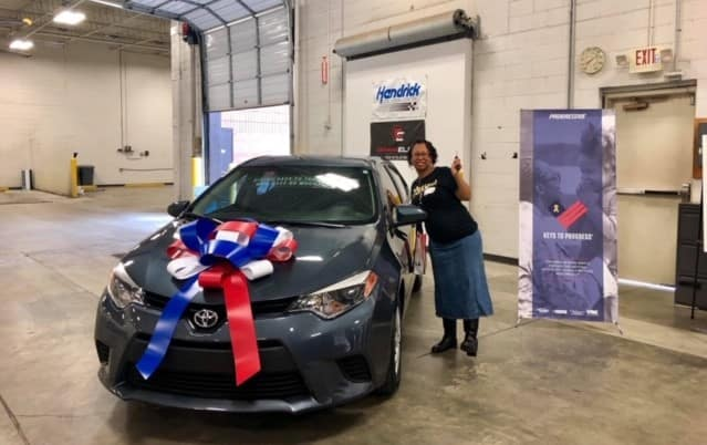 Hendrick Collision Center >> Hendrick Collision Center Of Buford Provides A Special Gift
