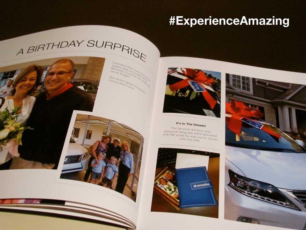 Experience-Amazing