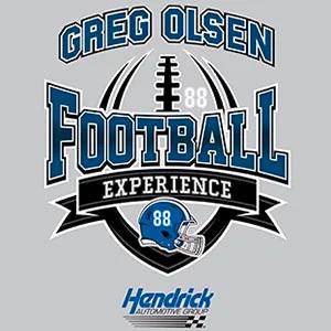 Greg Olsen Football Experience