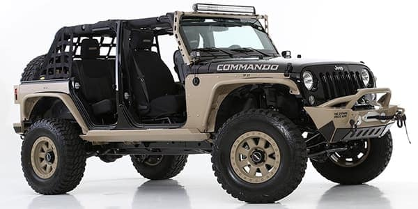 Hendrick Custom Jeep 3