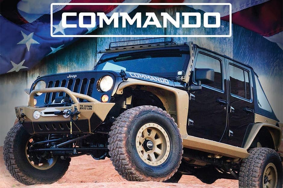 Custom Jeep Commando banner