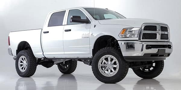 Hendrick Custom Truck white model