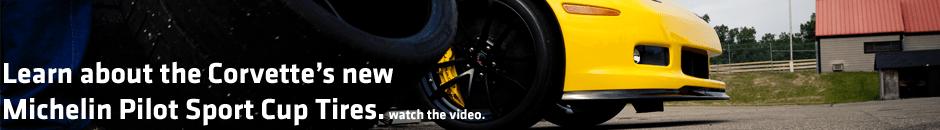 Corvette Sport Cup Tires
