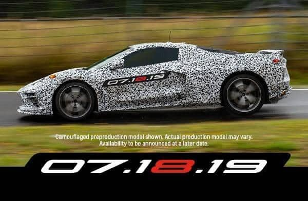 Corvette Camouflaged Production Model