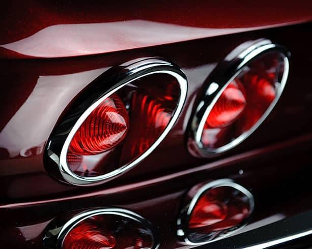 Corvette rear lights
