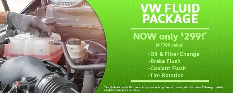 VW Fluid Package