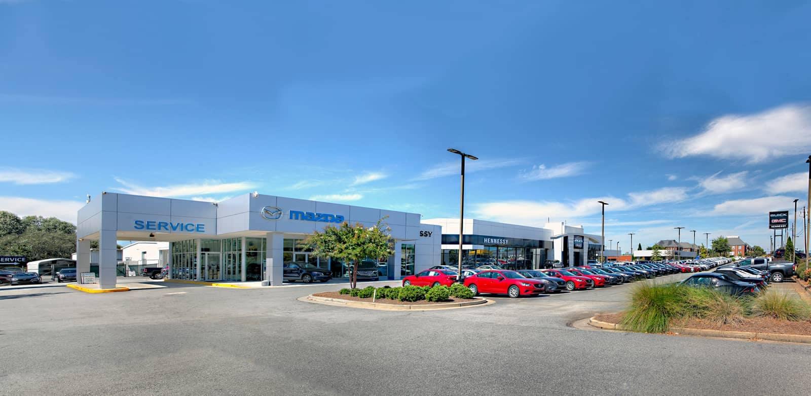 Hennessey_Buick_GMC_Dealership