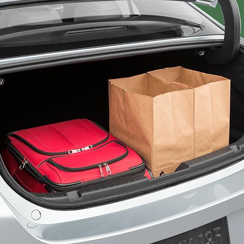 Mazda3 Trunk