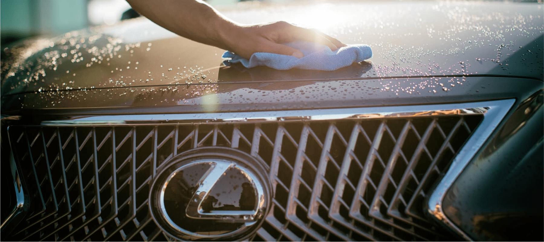 Lexus Car Wash