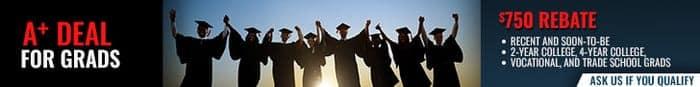deal for grads