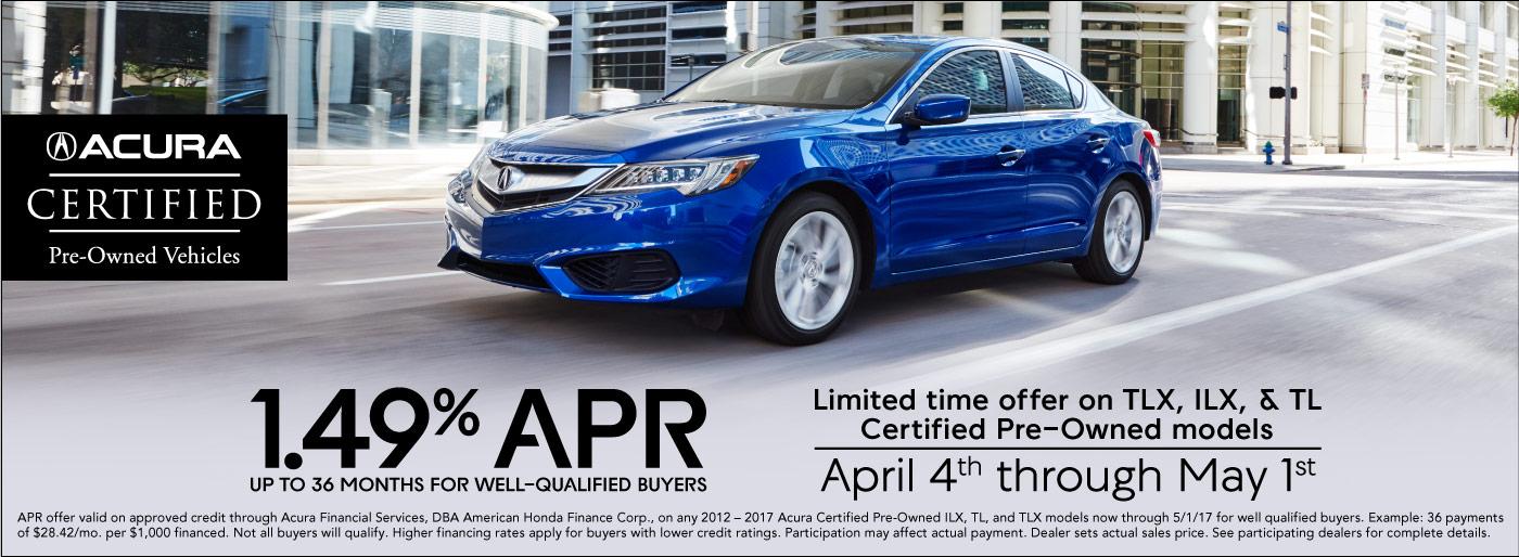 ILX April Promo