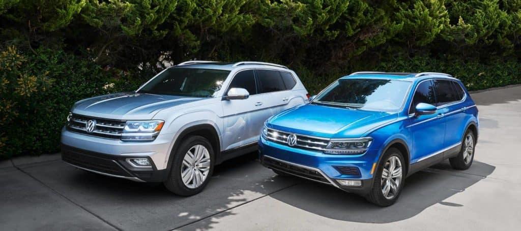 2019-Atlas _ Tiguan VW Volkwagen