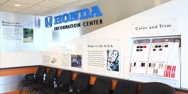 Honda Information Center