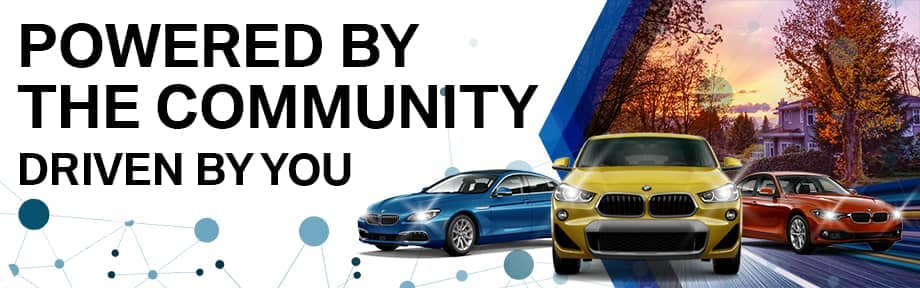 Powered By The Community