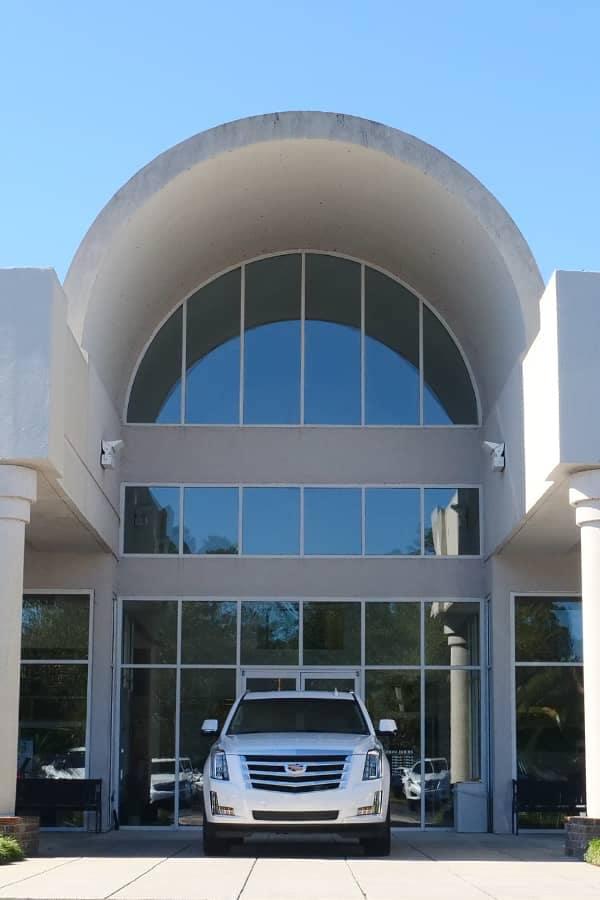 Hilton Head Entrance
