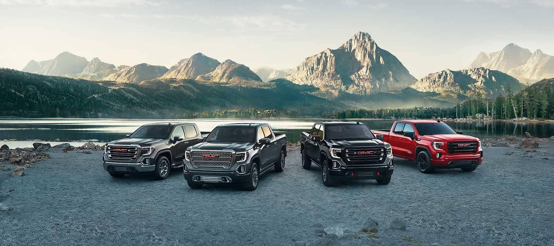 2019-GMC-trucks