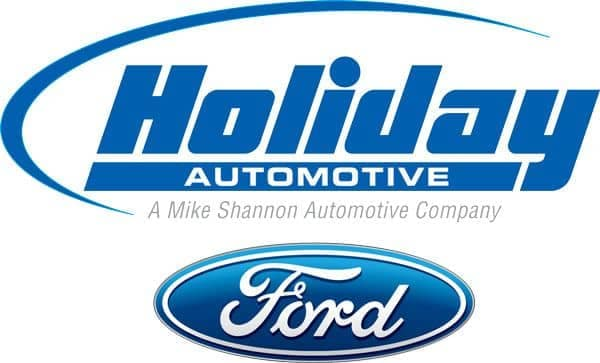 Holiday Logo Ford Blue