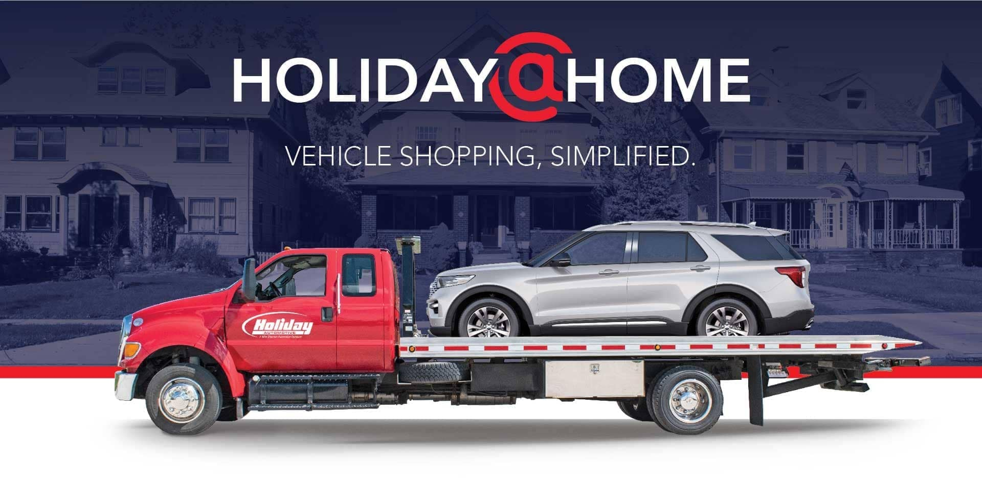 at home sales banner