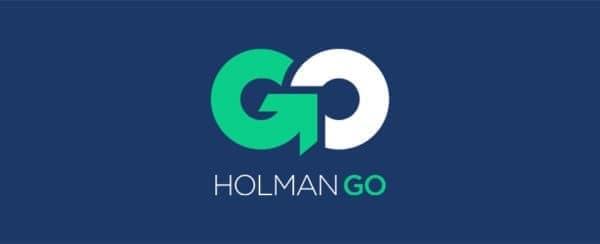 HolmanGO logo