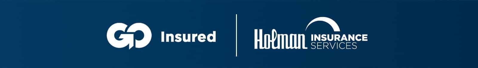 Holman Go Insurance header