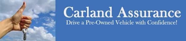 Carland Assurance banner