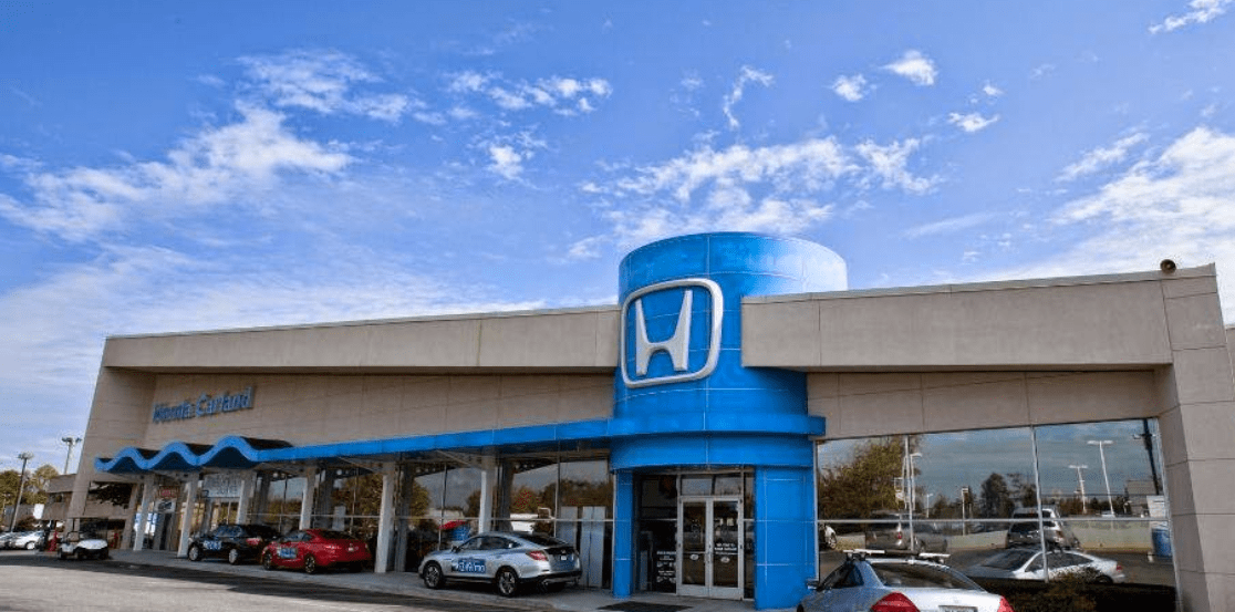 exterior picture of dealership