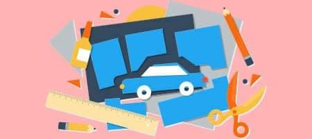 Do I like to Customize My Vehicle? Icon