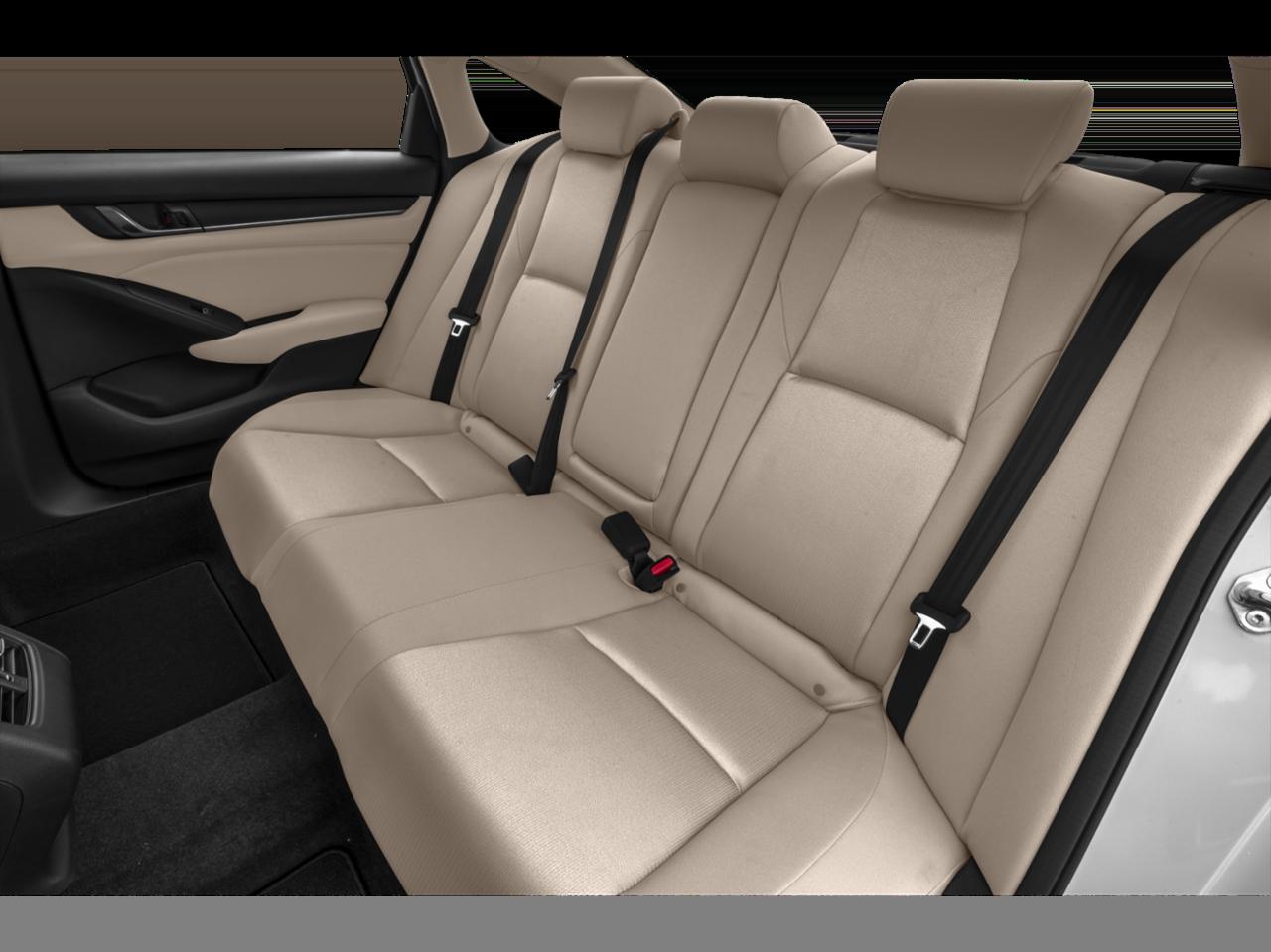 2019 Honda Accord Hybrid EX Sedan Inside 2