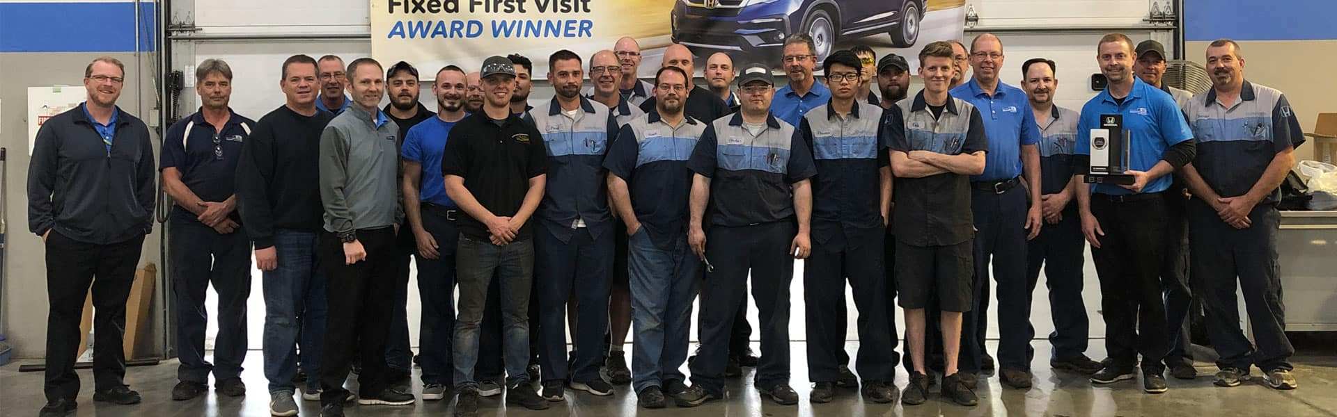 Honda of Lincoln Service Department