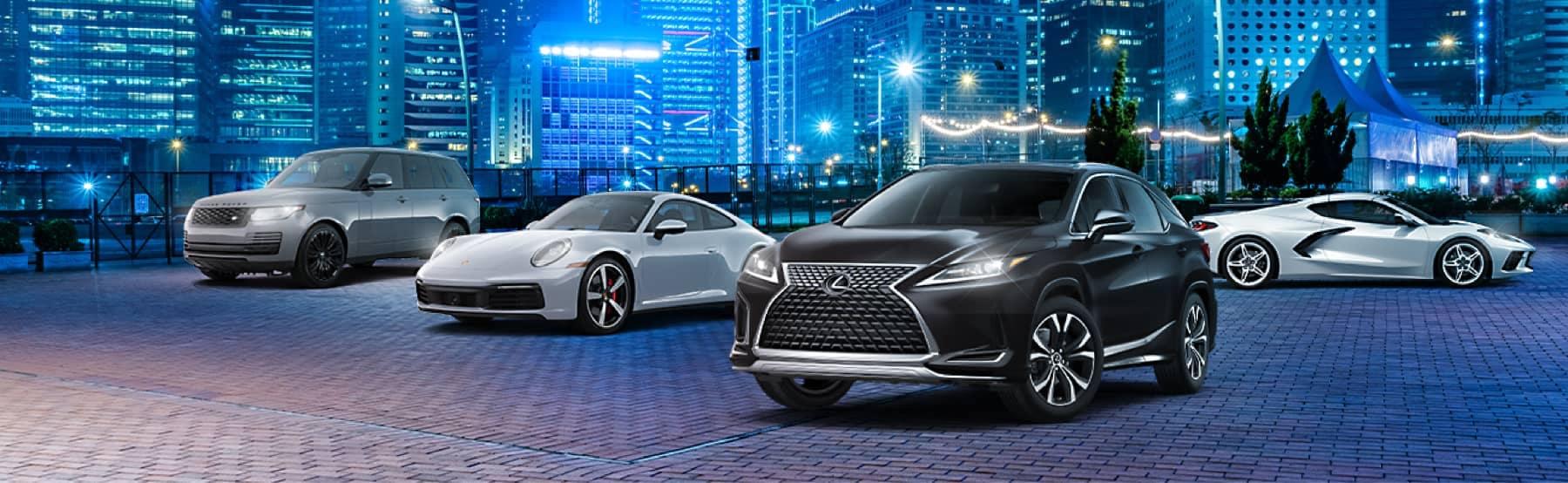 Honda of Newnan - Luxury and Performance Hero image