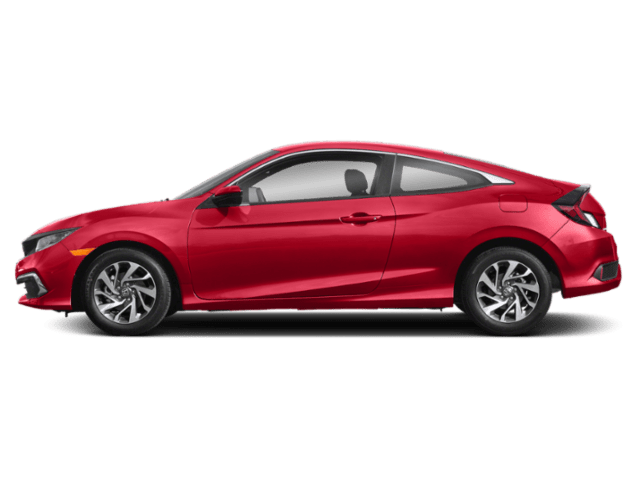 Honda Civic Coupe Model