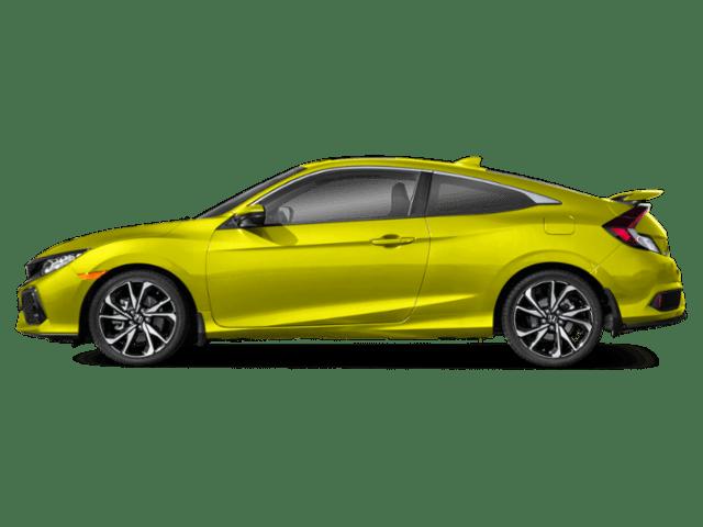 Honda Civic Si Coupe Model