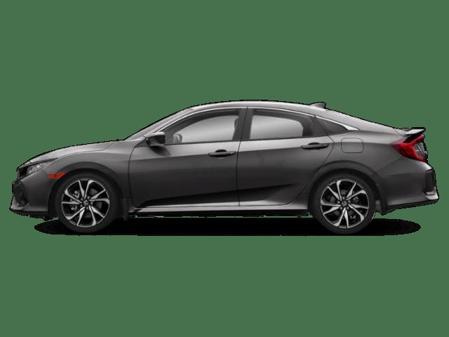 Honda Civic Si Sedan Model