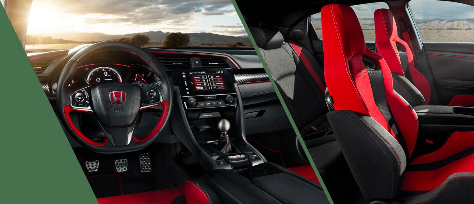 Civic Type R Interior