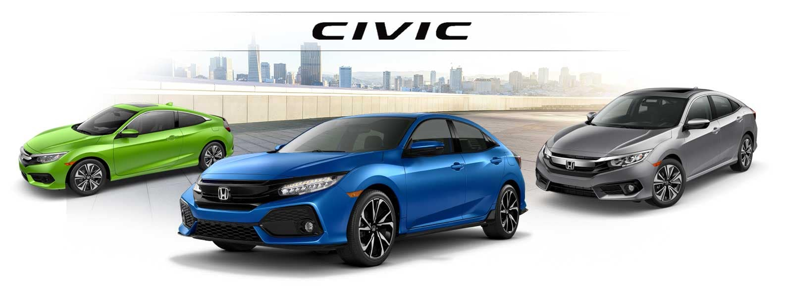 Honda Civic Models